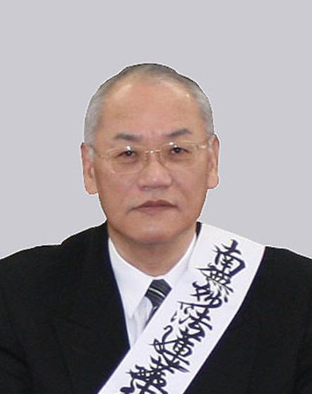 坪内教会長