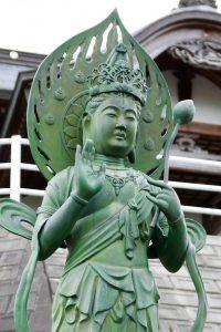 普門寺 聖観世音菩薩像