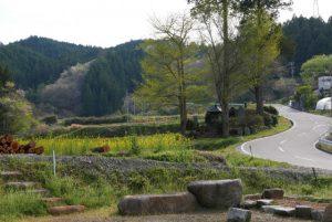 角田市の風景