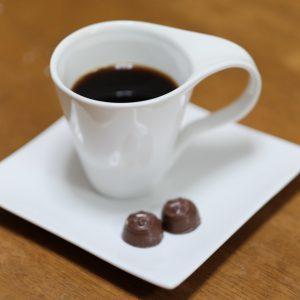 コーヒー決定