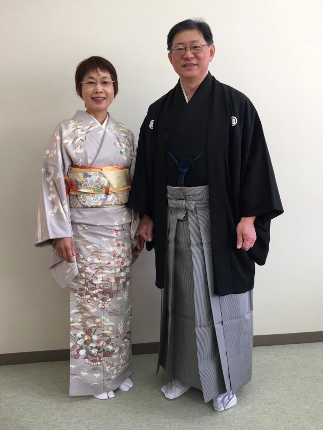 2018年 近藤ご夫妻 決定