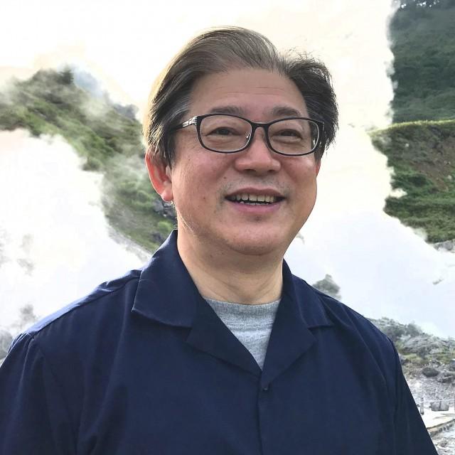 近藤教区長 玉川温泉 2020.08 決定2
