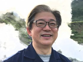 近藤教区長 玉川温泉 2020.08 決定1