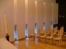 「ただ一つの心」 2004年 オタワ愛徳修道女会礼拝堂1